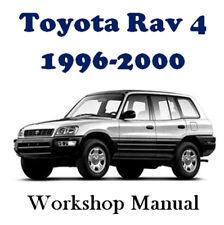 toyota rav4 2000 repair manual download