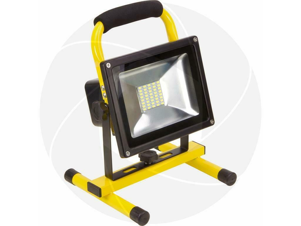 Portable USB Rechargeable Waterproof 40 LED Work Flood Light Outdoor Work Lamp