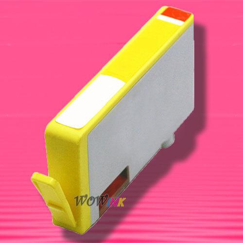 1 Non-OEM New Yellow Ink Alternative for HP 564XL Photosmart 7525 B8550 C5373