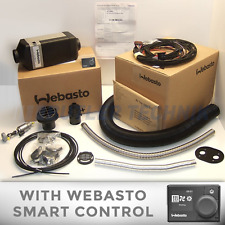 WEBASTO AIR TOP 2000 STC HEATER diesel single outlet 12v 2017 with Smart Control