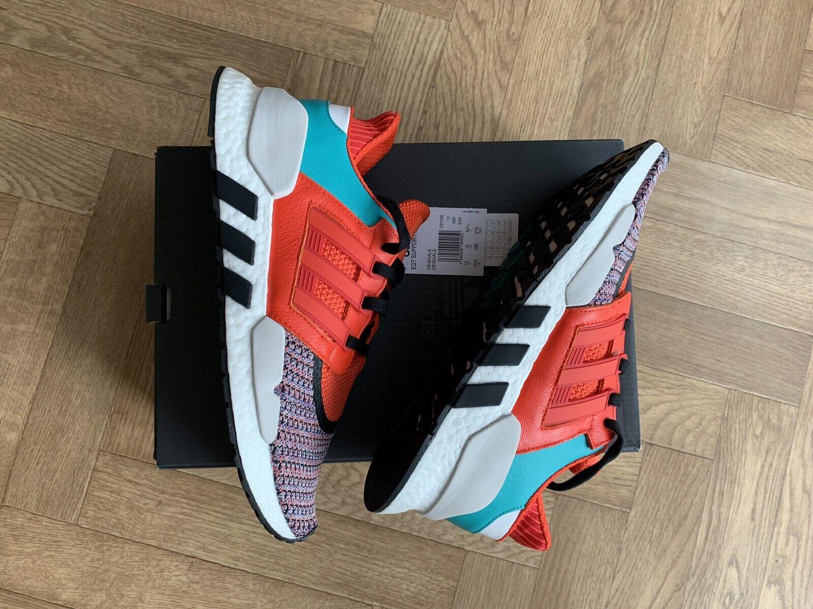 91 New Boxed Quality Uk 10 D97049 Eqt Schuhe 18 Größe Adidas Support kZTiXOPu