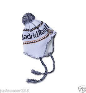 Real Madrid Peruvian Beanie Hat Cap Winter Ronaldo 7 Madrid