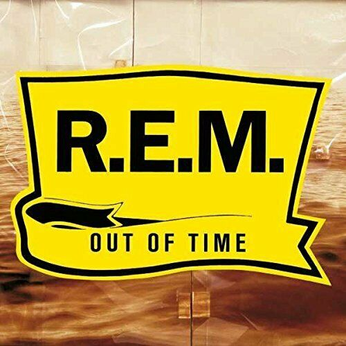 R.E.M.-OUT OF TIME (OGV) (MPDL) VINYL LP NUOVO