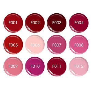 5ml-Soak-Off-UV-Gel-Nagellack-Gellack-Nail-Polish-Rot-Serie-F001-012-UR-SUGAR