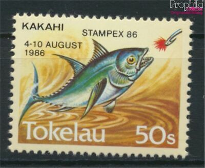 complete Issue Unmounted Mint / Never Hinged 1986 Stamp 9305171 Wide Selection; Purposeful Tokelau 129