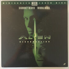Laserdisc Alien Resurrection