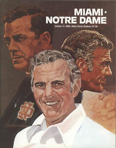 1980-Miami-vs-Notre-Dame-Football-Game-Program
