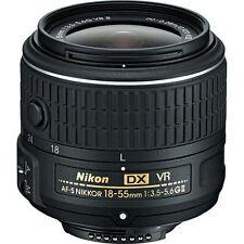 Nikon AF-S NIKKOR 18-55mm f/3.5-5.6G VR II DX Lens 2211