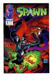 Stock Image Direct Cover Todd McFarlane Image Comics 1996 SPAWN #48 VF