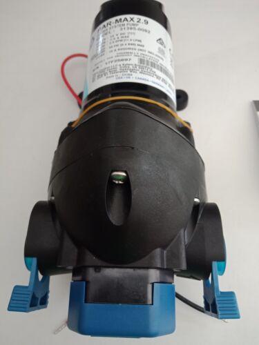 Jabsco 11 Litre Par-Max 2.9L Freshwater Pressure Pump 50PSI 31395-0092 12 Volt