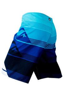 Plus-Size-Quiksilver-Mens-Surf-BOARDSHORTS-swim-Trunks-Surfing-Shorts-Size-30-44