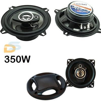 2x cassa altoparlante auto 300W MAX casse coppia altoparlanti 2 vie 130mm GM2050