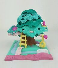 Vintage Polly Pocket  Tree House Bluebird toy 1994 excellent condition