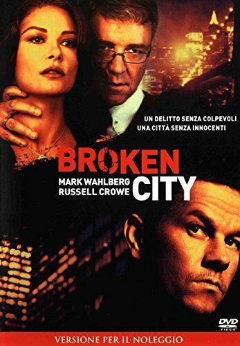 Broken City - DVD Ex-NoleggioO_ND015003