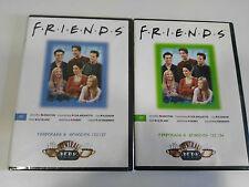 FRIENDS SERIE TV DVD TEMPORADA SEASON 6 CAPITULOS 122-127 CASTELLANO ENGLISH