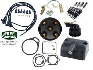 Details about J4 Mag Tune Up & Rebuild kit IH Farmall Cub, Lo Boy Tractors  IHC J4 Magneto