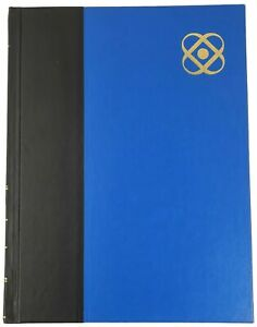 Encyclopedia-Britannica-1986-Year-Book-of-Science-and-the-Future-Vintage-EUC