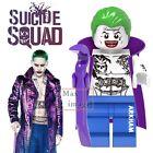 1pc Joker Minifigures Building Blocks Toy DC Suicide Squad Custom Lego #319