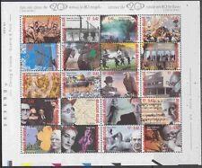 Belgium-Callas-Jazz-Atom Bomb-ConcentrationCamp-Stalin-Bartok-SHEET 20vals-2000