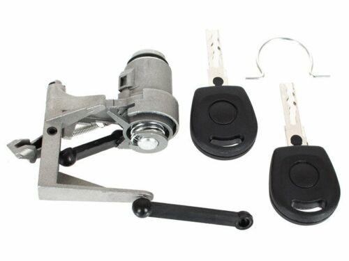 2x clé pour VW Polo 9n à partir de 2001-2009 Hecklappenschloss serrure hayon