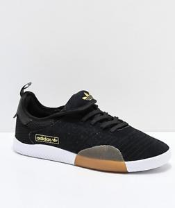 buy online c7ba4 f4902 Image is loading adidas-Originals-adidas-3ST-003-Black-Granite-amp-