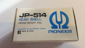 Original-Pioneer-JP-514-Headshell-Neu-amp-OVP