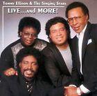 Live & More by Tommy Ellison (CD, Nov-1999, Atlanta International)