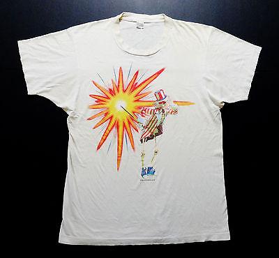 Grateful Dead Shirt T Shirt  1987Vintage Fall Tour GD Movie USA Uncle Sam GDM XL