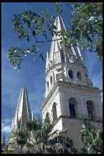 024095 Mexican Church Steeple A4 Photo Print