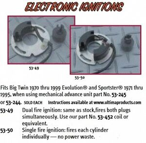 ultima single fire electronic ignition requires advance unit image is loading ultima single fire electronic ignition requires advance unit