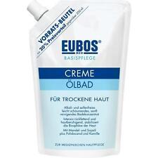 EUBOS Creme-Ölbad Nachfüllbeutel   400 ml   PZN4911483