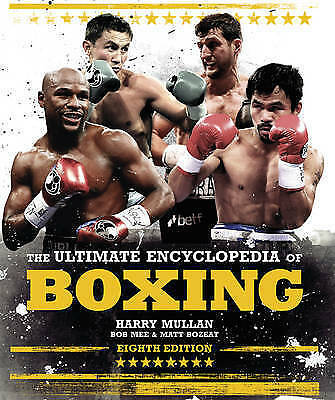 1 of 1 - NEW The Ultimate Encyclopedia of Boxing by Harry Mullan