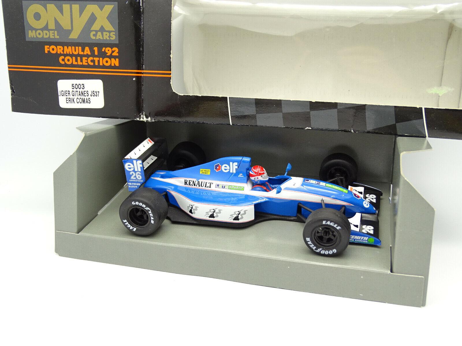Onyx 1 24 - F1 Ligier Gitanes JS37 Comas