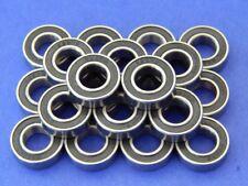 20 Stück 688 2RS (8x16x5 mm) Kugellager, Miniaturkugellager, Rillenkugellager