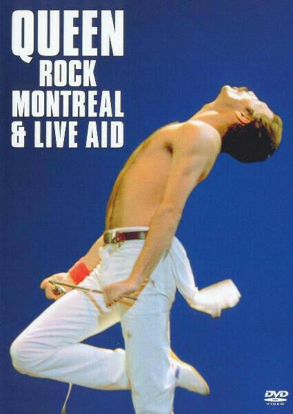 QUEEN-ROCK MONTREAL-2 DVD SPECIAL EDITION--DIGITALLY RESTORED PICTURE-AUSTRALIA
