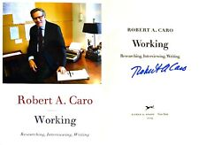 Working by Robert A. Caro (2019, Hardcover)