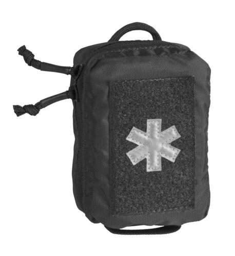 HELIKON-TEX Mini Med Kit compacte petite premiers secours Sac-Nylon-Noir