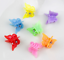 Details about  /20PCS Kids Hair Clips Plastic Colorful Butterfly Shape Mini Hair Claws Clamps