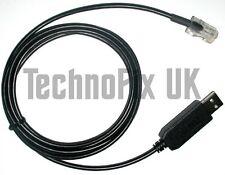 USB programming cable for Tait 8000 series radios TM8000 TM8100 TM8200 T-S8107