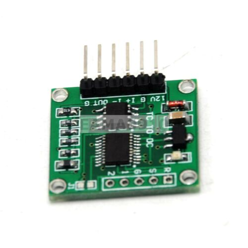 Thermocouple to Voltage K Type to 0-5V0-10V Linear Conversion Transmitter Module