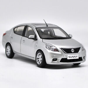 Original 1 18 Scale Dongfeng Nissan Sunny Diecast Model Toy Car Collection Ebay
