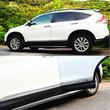 SUS304 Stainless Steel Body Door Side Molding Trim For Honda C-RV CRV 2012-16