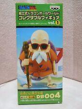 New Dragon Ball Vol.1 004 DWC World Collectable Master Roshi Figure Rare