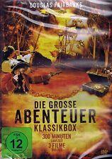 DVD NEU/OVP - Die grosse Abenteuer Klassikbox - 3 Filme - Zorro u.a.