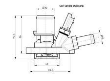 VALVOLA TERMOSTATICA FORD KA 1.2 8V (Fiat)