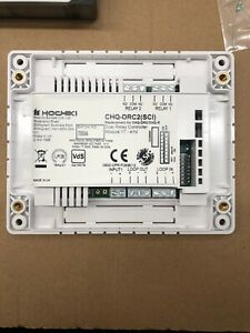 Hochiki-CHQ-DRC2-SCI-Dual-Relay-Controller-with-SCI