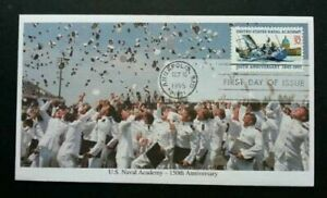 [SJ] USA Naval Academic 1995 Convocation Uniform Army Force Soldier Marine (FDC)