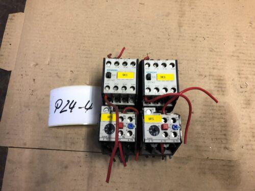 Siemens 3TF4022-0A 3UA50 00-1G 4-6,3A