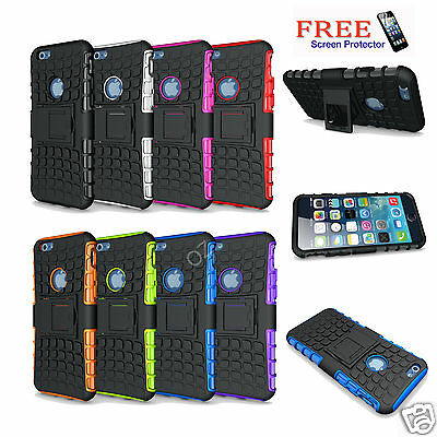 Heavy Duty Shock Proof Tough Case Cover For iPhone 6 6 Plus iPad Air mini 2 3 4