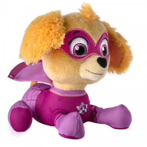 Paw Patrol Super Pups Pup Pup Pup Pals Skye Exclusive 8-Inch Plush ee2b8a